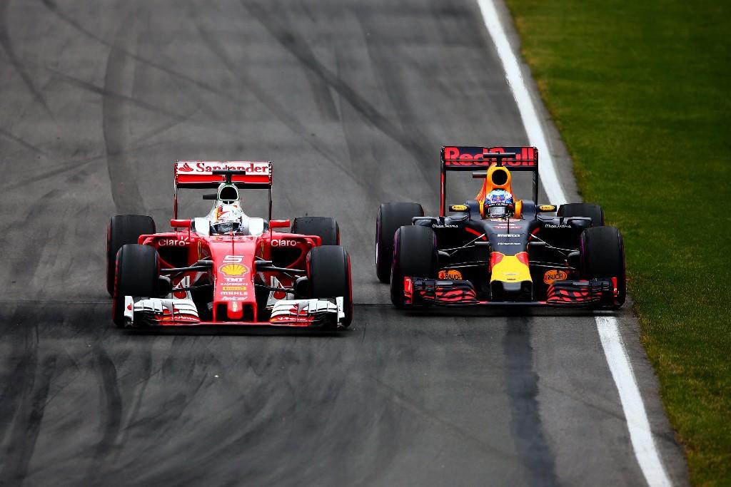 Informe F1: Red Bull obliga a Ferrari a modificar su hoja de ruta