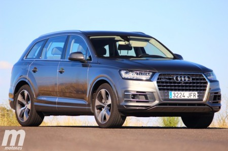 Audi Q7 2.0 TFSI, llegan los cuatro cilindros al gran SUV alemán