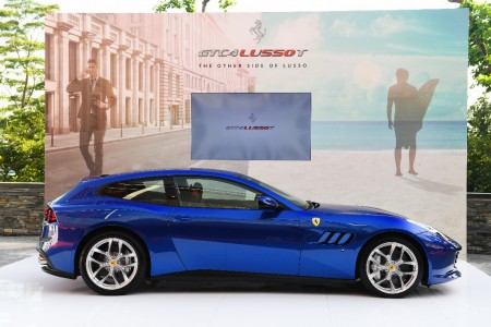 Ferrari GTC4Lusso T, la versión de acceso que Maranello no quiere reconocer