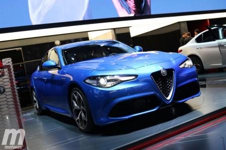 El Alfa Romeo Giulia Veloce ya tiene precio para España