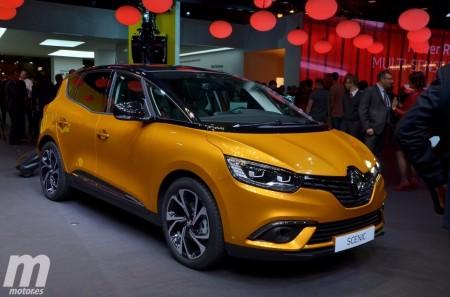 El nuevo Renault Scénic 2016 ya tiene precios en España: a la venta desde 18.630€