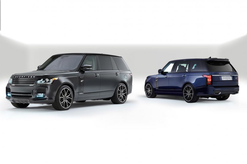 Manhattan Land Rover >> El Range Rover London Edition de Overfinch es más caro que un Bentley Bentayga - Motor.es
