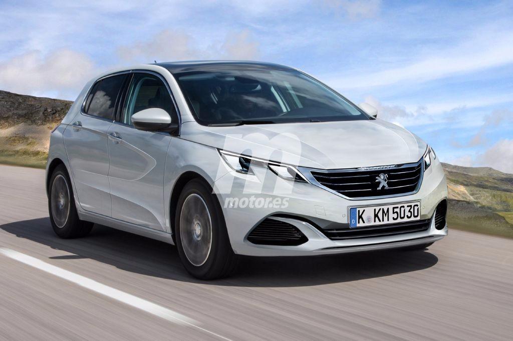 Peugeot 2008 2019 >> Peugeot 208 2018: nueva generación cargada de novedades