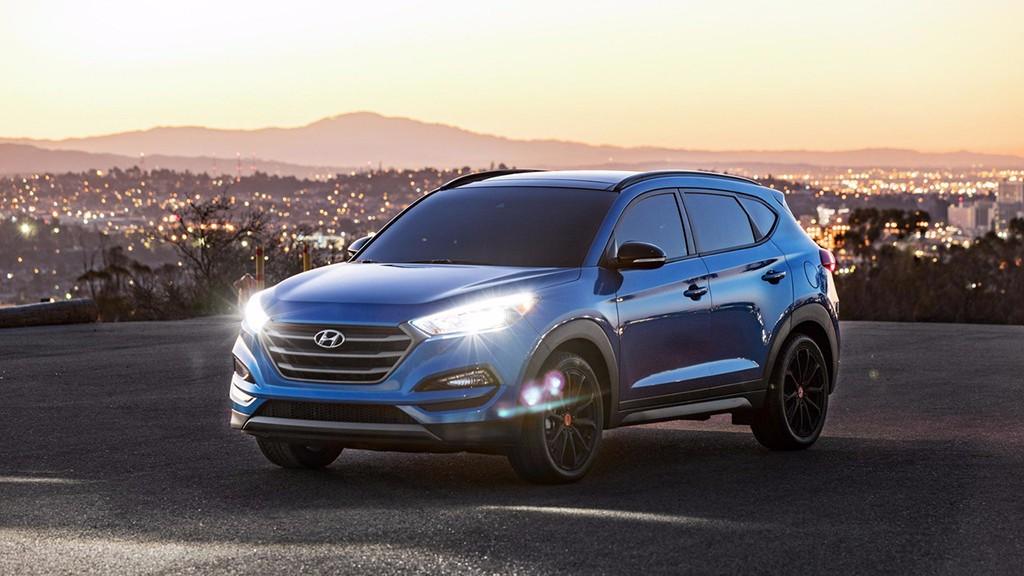 El Hyundai Tucson Night Edition A 241 Ade Un Toque De