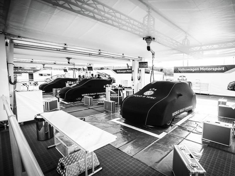 Los números de Volkswagen Motorsport y su Polo R WRC