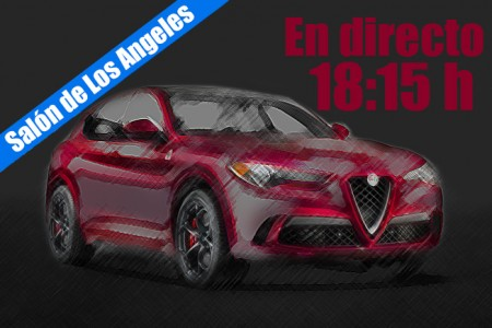 Alfa Romeo Stelvio: sigue en directo con nosotros la presentación del SUV italiano