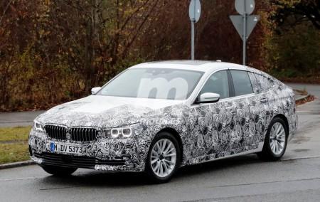 El nuevo BMW Serie 6 GT 2017 nos desvela más detalles