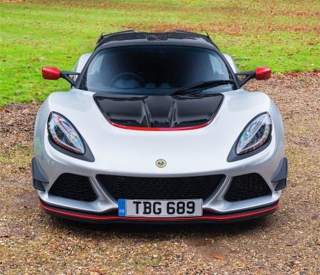 Lotus Exige Sport 380: El Exige más veloz de la historia