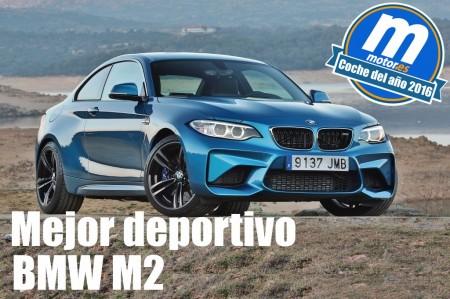 Mejor deportivo 2016 para Motor.es: BMW M2