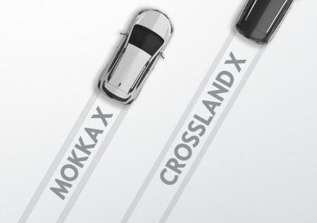 Opel Crossland X 2017: llega el sustituto del Meriva