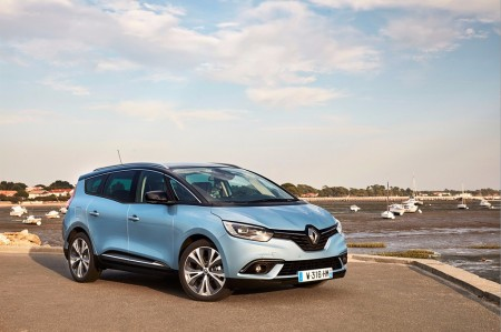 Precios del Renault Grand Scénic 2016: el monovolumen ya disponible desde 20.616€