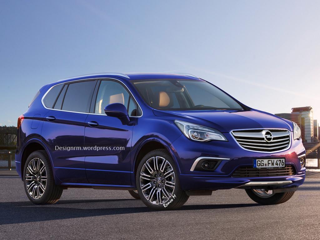 Opel Grandland X, desvelamos el nombre del sucesor del ...