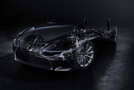 El Lexus LS 2018 será presentado en Detroit 2017