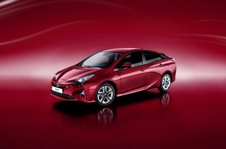 Toyota Prius 2017: ya a la venta en España con interesantes novedades tecnológicas