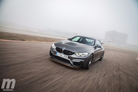 Prueba BMW M4 GTS, en busca de la redención