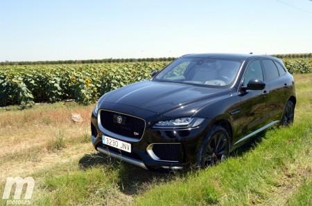 Prueba Jaguar F-Pace First Edition, deportividad y distinción