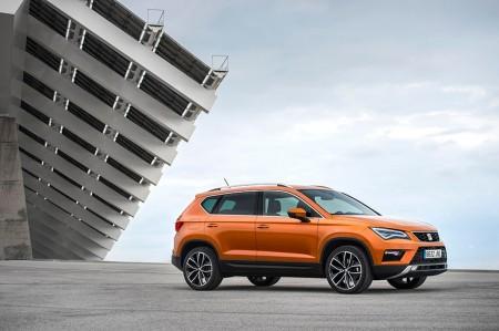SEAT Ateca: el SUV de la marca española se atiborra de premios