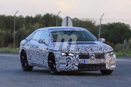 El Volkswagen Arteon continúa su desarrollo antes de ser presentado en 2017