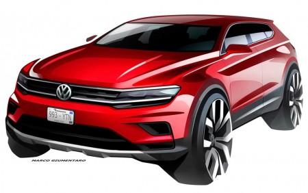Volkswagen Tiguan Allspace: así se llama el Tiguan de siete plazas que llegará en 2017