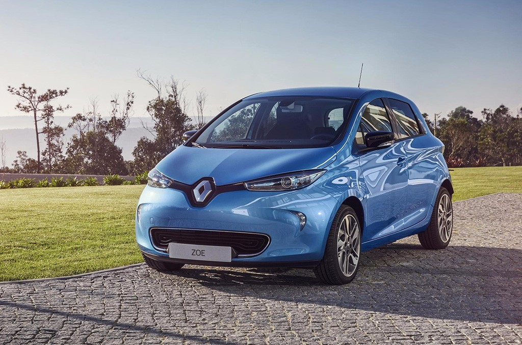 precios del renault zoe 2017 con bater a de 41 kwh. Black Bedroom Furniture Sets. Home Design Ideas