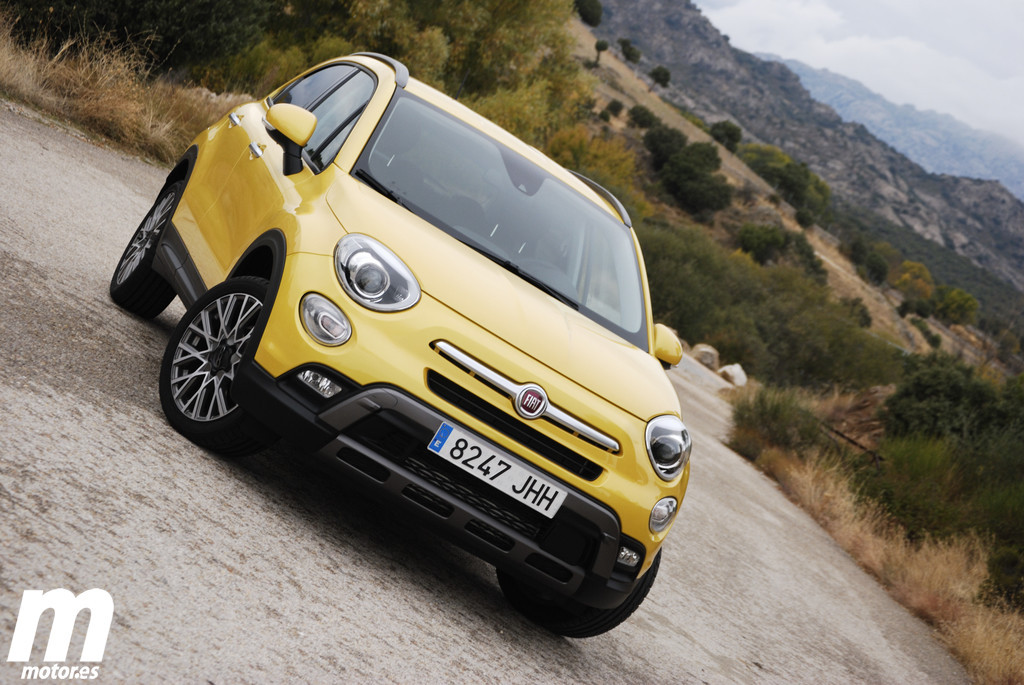 Prueba fiat 500x 1 4 multiair 4x2 dcct exterior interior for Dimensiones fiat idea