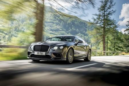 Bentley Continental Supersports: la bestia más letal y agresiva creada en Crewe