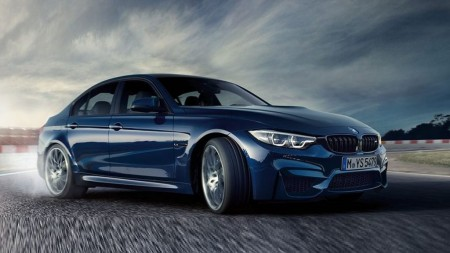 BMW M3 2018: Actualizado con pequeños cambios en el frontal