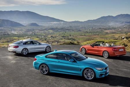 BMW Serie 4 2017: una puesta a punto para acentuar su carácter deportivo
