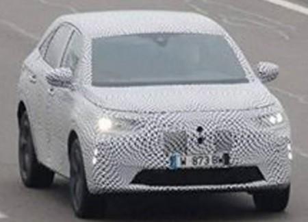 DS 7 Crossback: un primer vistazo al nuevo SUV que DS presentará en Ginebra