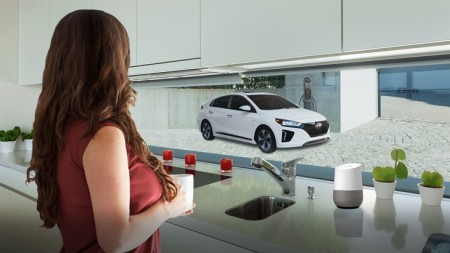 Podrás operar tu Hyundai con comandos por voz con Google Home