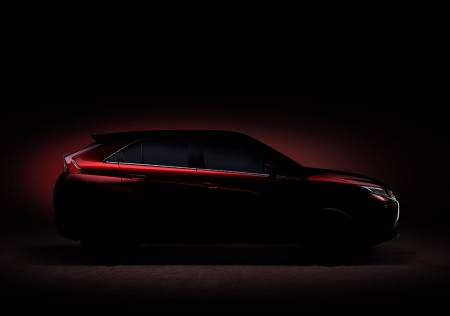 Mitsubishi Eclipse Cross: anticipo antes de su puesta de largo en el Salón de Ginebra 2017