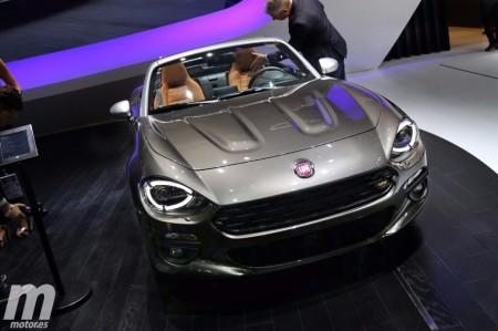 El Fiat 124 Spider America llega a España: descubre sus precios y equipamiento