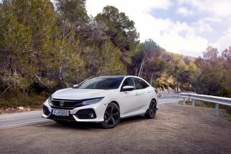 Honda Civic 2017: precios y gama de la nueva generación del compacto japonés