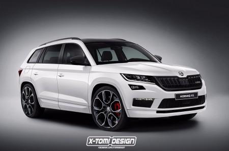 El Skoda Kodiaq RS será una realidad: el SUV checo contará con una versión deportiva
