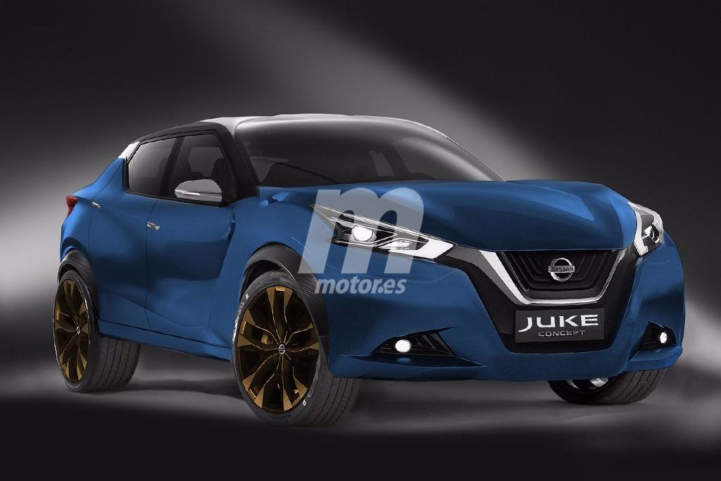 Nissan Juke 2020: primeras pinceladas de la segunda ...