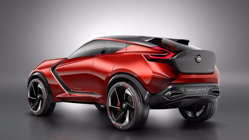 Nissan Juke e-Power Concept: mostrando las cartas de su plan de «electrificación