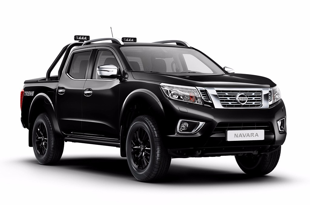 Nissan Navara Trek-1º: exclusividad y un mayor ...