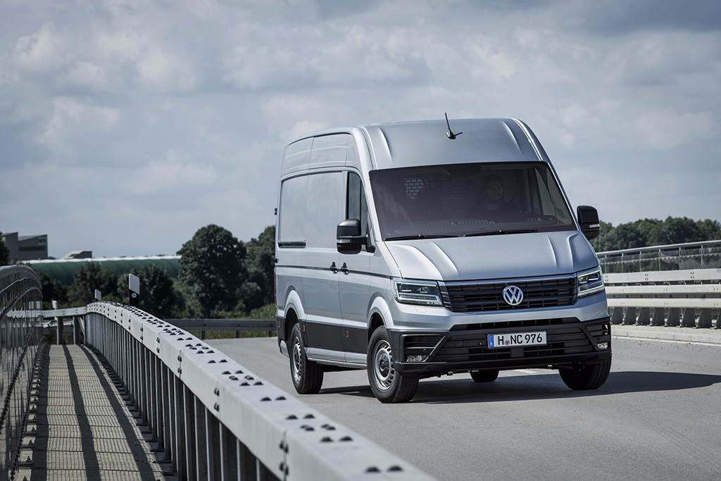 volkswagen crafter 2017 los precios del renovado veh culo comercial. Black Bedroom Furniture Sets. Home Design Ideas