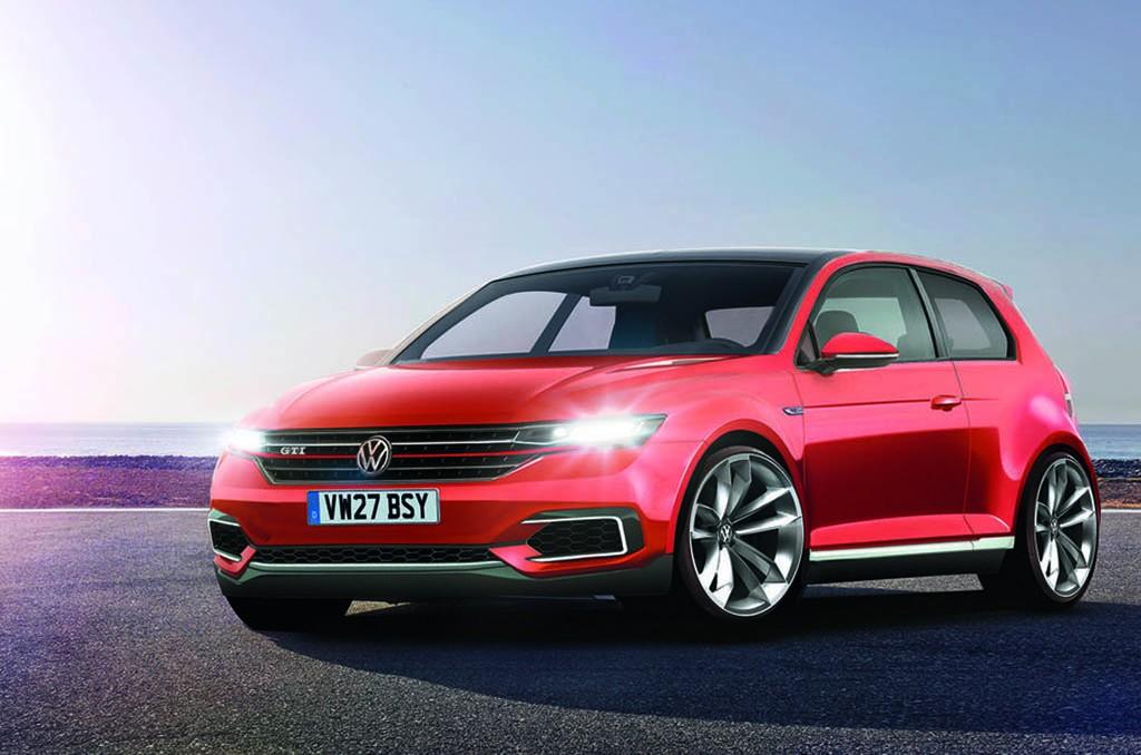 Volkswagen Golf GTI 2020: la próxima generación adoptará una mecánica híbrida - Motor.es