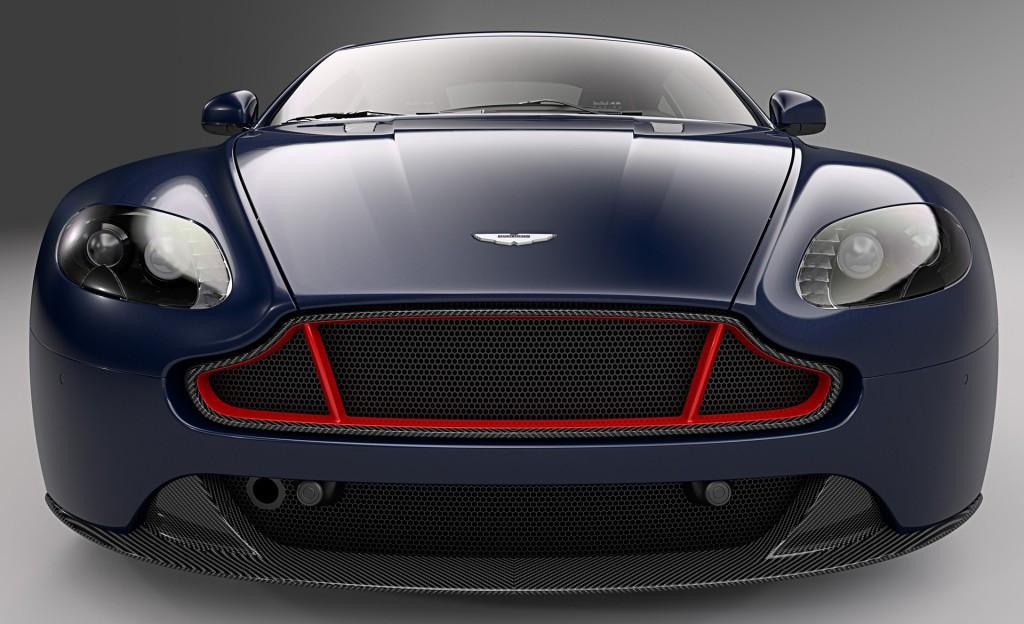 Nuevos Aston Martin Vantage Red Bull Edition Con Los Colores De La Escuderia De F1 Motor Es