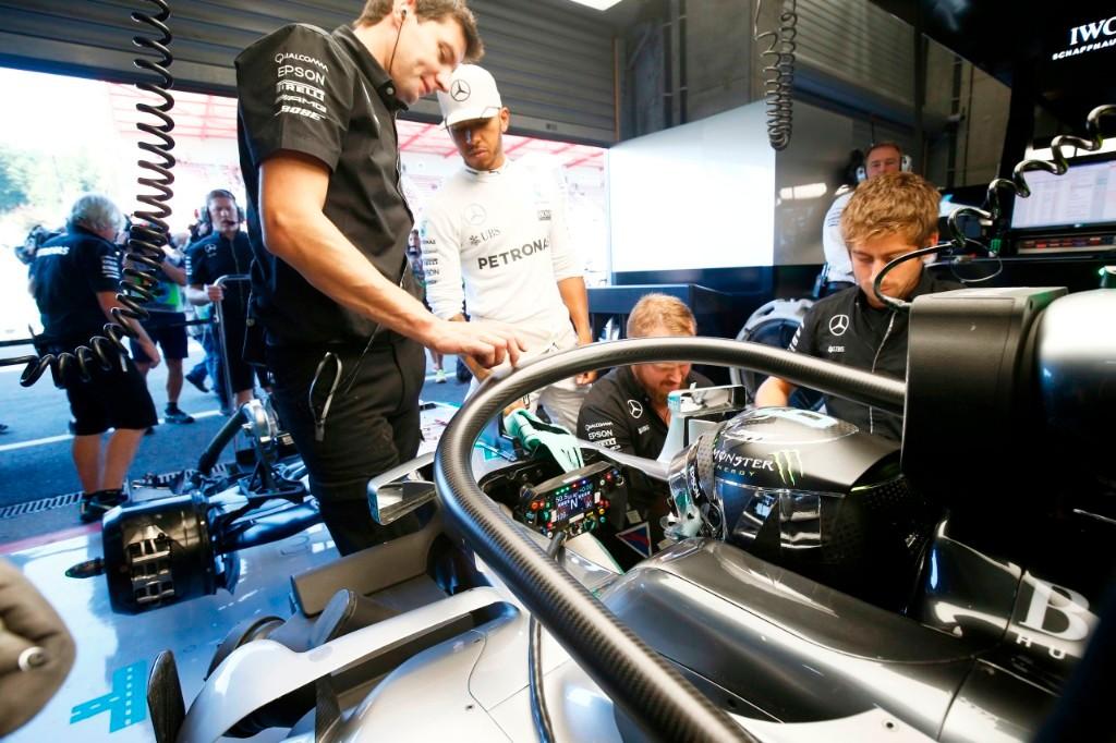 El halo no convence a los pilotos pero la fia insiste en for Garage mercedes monaco