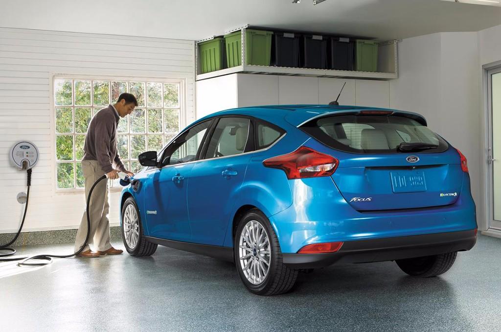 El nuevo Ford Focus Eléctrico 2017 estrena batería y otras novedades