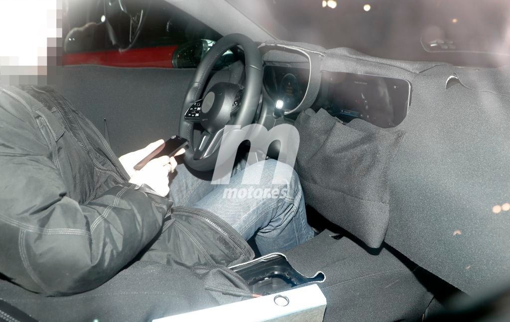 Mercedes clase a 2018 descubrimos sus nuevos tableros for Interior mercedes clase a