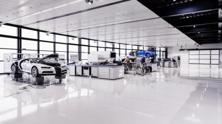 Bugatti Chiron: Comienza su producción en Molsheim con solo 70 unidades anuales