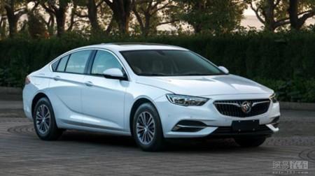 Buick Regal 2018: filtrada la cuarta versión remarcada del Opel Insignia
