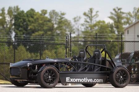 Exomotive Exocet: El Ariel Atom americano y económico con base Mazda MX-5