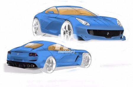 Ferrari F12 M: Primeros datos en exclusiva del nuevo Gran Turismo de 800 CV