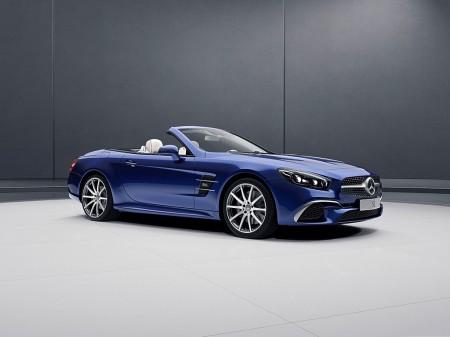 Mercedes SL designo Edition: más exclusividad siempre es bienvenida