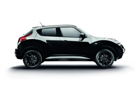 Nuevo Nissan Juke Dark Sound Edition de edición limitada