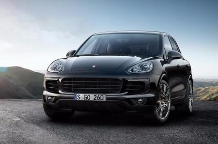 Los Porsche Cayenne S y S Diesel incorporan la versión Platinum Edition